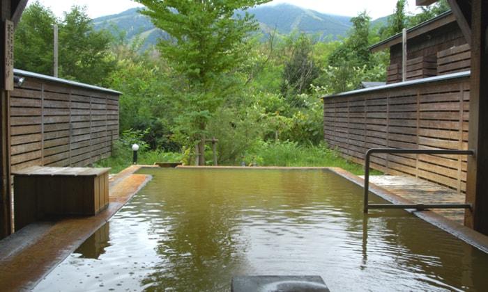 白馬岩岳マウンテンリゾート 周辺温泉 倉下の湯