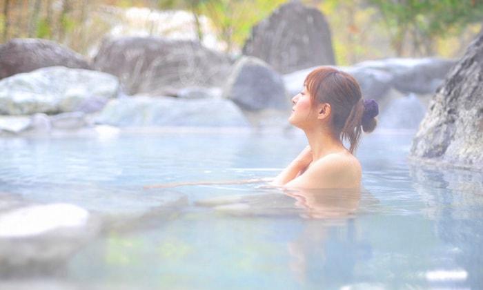 白馬岩岳マウンテンリゾート  周辺温泉 おびなたの湯