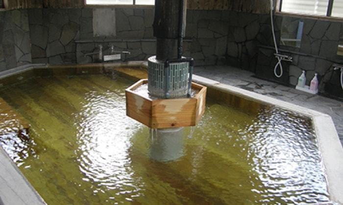 白馬岩岳マウンテンリゾート  周辺温泉 郷の湯