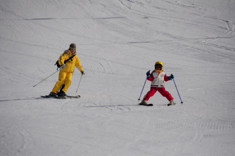 春スキー料金開始!