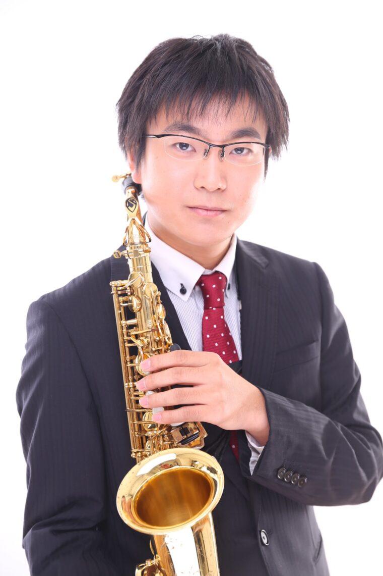伊藤洋夢(いとう ひろむ)アルト・サクソフォン