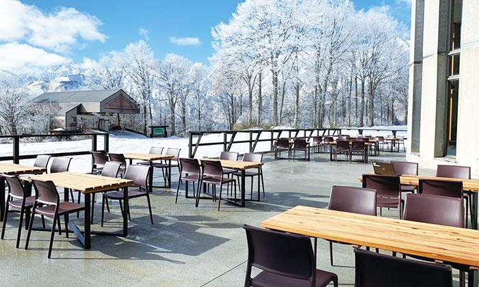 SKYARK DECK CAFE