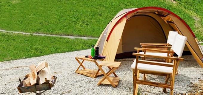 白馬岩岳マウンテンリゾート キャンプ