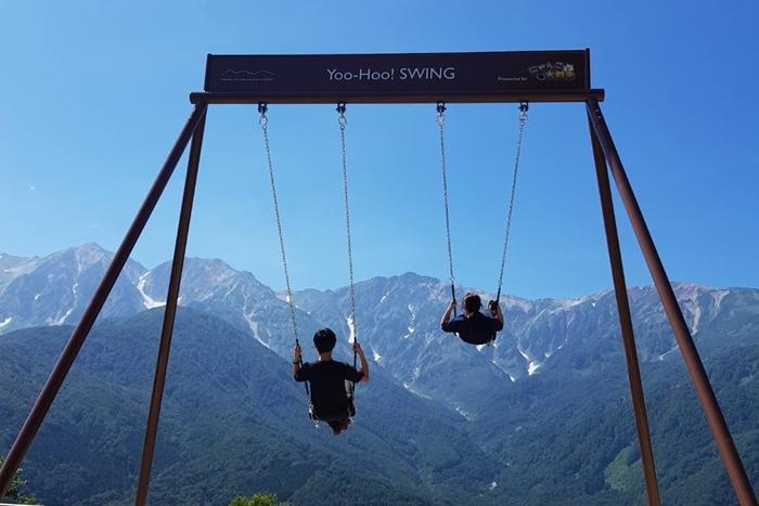 岩岳だけのユニークなアクティビティを体験しよう!