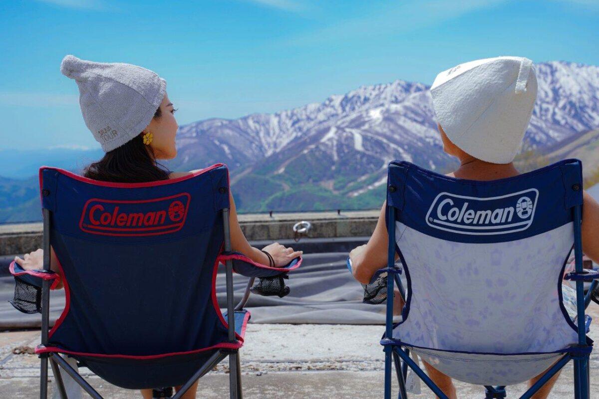 6月12日 岩岳山頂で絶景テントサウナイベントを開催!